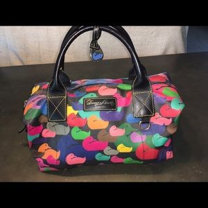 Dooney & Bourke Handbag with Ducks